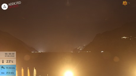 Webcam Torbole sul Garda am Gardasee