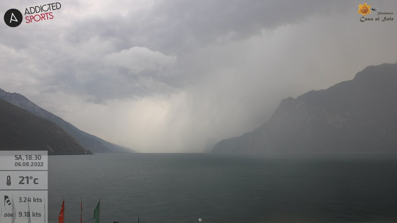 Webcam Torbole Lake Garda