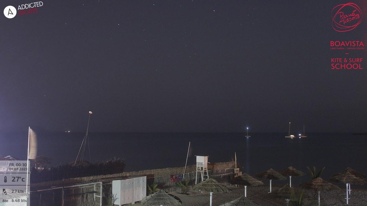 Wind und Wetter auf Boavista